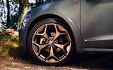 Audi A1 S Line 2019 road test review - alloy wheels