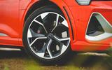 5 Audi E Tron S 2021 RT alloy wheels