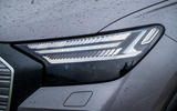 5 Audi Q4 E tron 2021 RT hero headlights