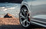 Audi RS Q8 2020 road test review - alloy wheels