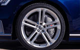Audi S8 2020 road test review - alloy wheels