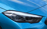 BMW 2 Series Gran Coupe 2020 road test review - headlights