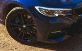 BMW 3 Series Touring 2020 road test review - alloy wheels