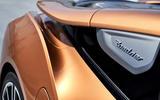 BMW i8 Roadster 2018 review aero