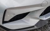 BMW M2 CS 2020 road test review - front bumper
