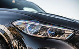 BMW X5 2018 road test review - headlights