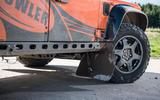 Bowler Bulldog 2018 review - alloy wheels