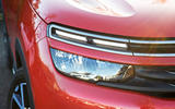 Citroen C5 Aircross 2019 road test review - daytime running lights