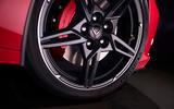 Corvette Stingray C8 2019 road test review - alloy wheels