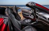 Ferrari Portofino review cabin