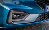 Ford Focus ST 2019 review - front foglights