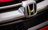 Honda CR-V 2018 road test review - front grille