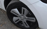 Honda Jazz 2020 road test review - alloy wheels