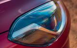 Hyundai i10 2020 road test review - headlights