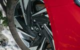 5 Hyundai i20 2021 road test review alloy wheels