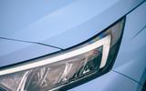 5 Hyundai i20 N 2021 RT headlights