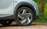 Hyundai Nexo 2019 road test review - alloy wheels