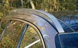 Hyundai Santa Fe 2019 road test review - roof rails