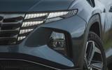 5 Hyundai Tucson 2021 road test review headlights