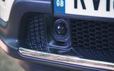 Jeep Compass 2018 highway exam examination - parking camera