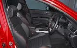Kia Optima Sportswagon 2018 review - cabin