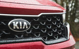 5 Kia Sorento 2021 road test review nose badge