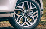 5 Land Rover Range Rover Evoque 2021 road test review alloy wheels