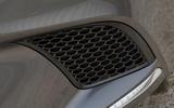 Lexus LS500h 2018 road test review front vents