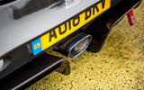 Lotus 3-Eleven 430 review exhaust