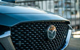 Mazda CX-30 2019 road test review - grille badge