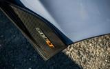 McLaren 600LT 2018 review - badges