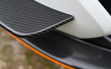 5 McLaren 620R 2021 road test review carbon fibre