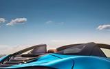 McLaren 720S Spider 2019 road test review - butresses