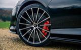 5 McLaren GT 2021 road test review alloy wheels