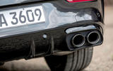 Mercedes-AMG C43 Coupe 2018 road test review exhaust