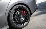 Mercedes-AMG CLA 45 S 2019 road test review - alloy wheels