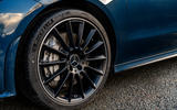 Mercedes-AMG CLA35 2020 road test review - alloy wheels