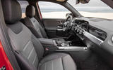 Mercedes-AMG GLB 35 2020 road test review - cabin