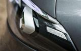 Mercedes-Benz A-Class 2018 road test review headlight details