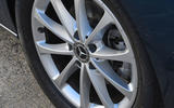 Mercedes-Benz B-Class 2019 road test review wheel