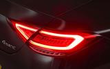 Mercedes-Benz CLS 400d 2018 review rear lights
