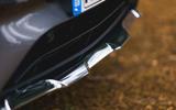 Mercedes-Benz GLB 2020 road test review - front bumper