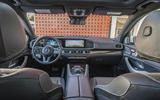 Mercedes-Benz GLE 2018 review - dashboard