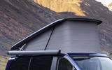 Mercedes-Benz Marco Polo 2019 road test review - tent