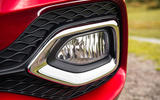 MG HS 2019 road test review - foglights