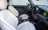 Mini Electric 2020 road test review - cabin