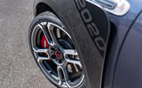 Mini JCW GP 2020 road test review - alloy wheels