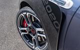 Mini JCW GP 2020 road test review - alloy wheels