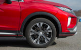 Mitsibushi Eclipse Cross 2018 review wheels