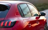 Peugeot 208 2020 road test review - doors